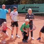 Tennis-Camp für Kids 2019